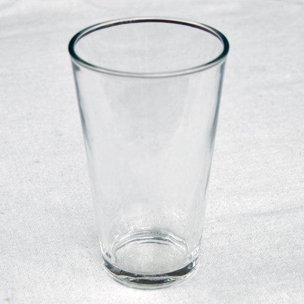 120-537 Sleeve - Clear Glass