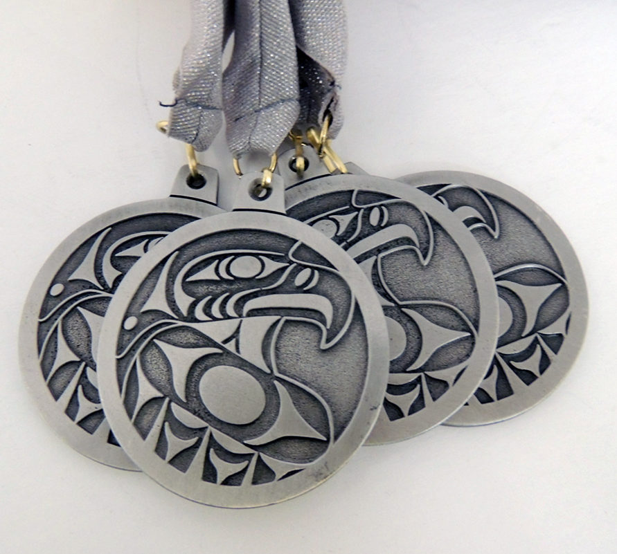 Competition Medallions/250 Custom - Thor Cast