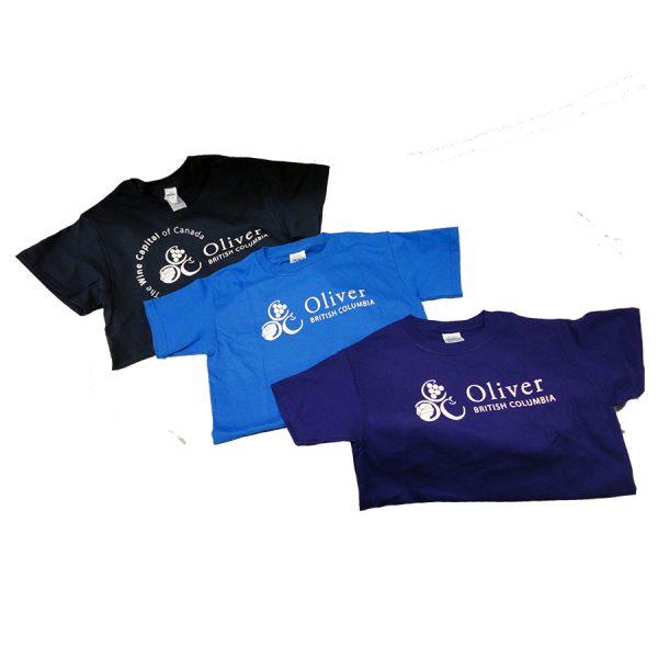 oliver tourism tshirts